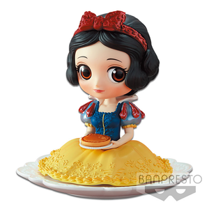 Banpresto: Q Posket Sugirly - Snow White (Normal Color) - Sheldonet Toy Store