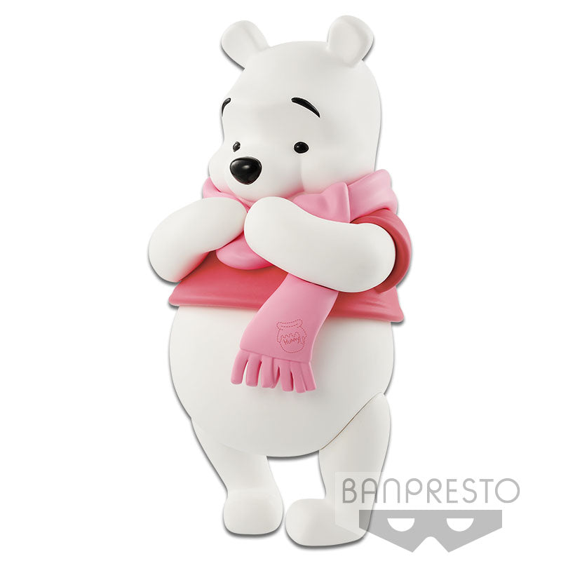 Banpresto: Supreme Collection  - Winnie The Pooh (White) - Sheldonet Toy Store