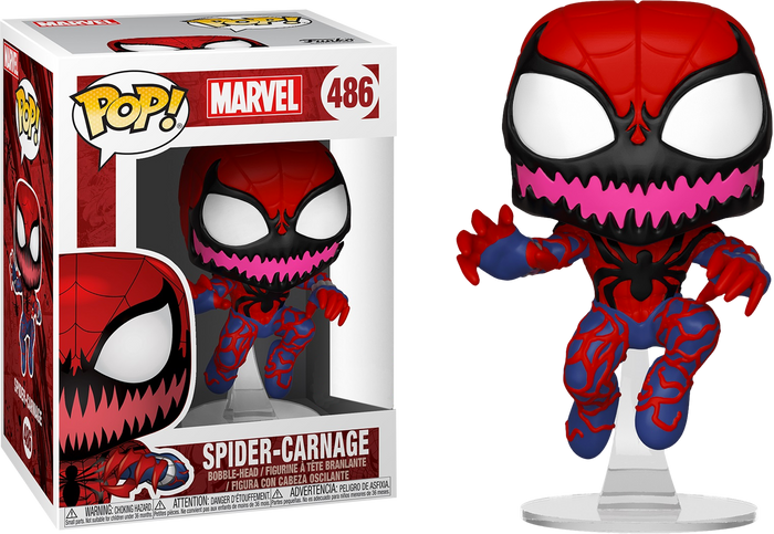 POP! Marvel: Comics - Spider-Carnage [Exclusive]