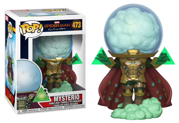 POP! Marvel: Spiderman Far From Home - Mysterio