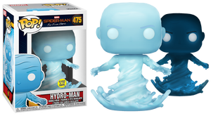 Pop! Marvel: Spider-Man Far From Home - Hydro Man (Glow In The Dark) [Exclusive] - Sheldonet Toy Store