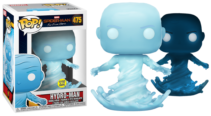 Pop! Marvel: Spider-Man Far From Home - Hydro Man (Glow In The Dark) [Exclusive]