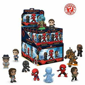 Mystery Minis : Spider Man Far From Home - Sheldonet Toy Store
