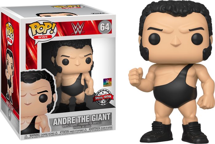 "POP! WWE: Andre The Giant 6"" Inch [Exclusive]"