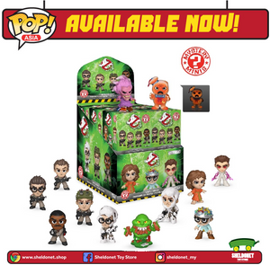 Mystery Minis: Ghostbusters [GS Exclusive]