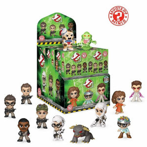 Mystery Minis : Ghostbuster 12 pieces - Sheldonet Toy Store