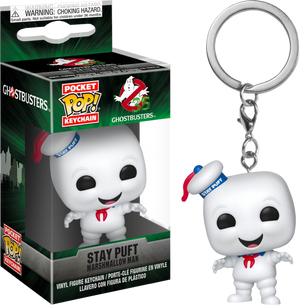 Pocket Pop! Keychain: Ghostbusters - Stay Puft - Sheldonet Toy Store