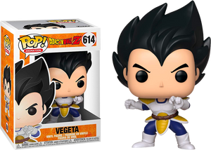POP! Animation: Dragon Ball Z- Vegeta (Action Pose) - Sheldonet Toy Store