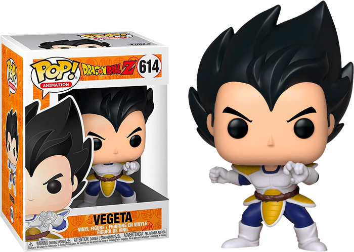 POP! Animation: Dragon Ball Z- Vegeta (Action Pose)
