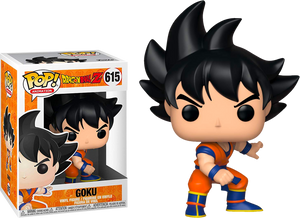 POP! Animation: Dragon Ball Z- Goku (Action Pose) - Sheldonet Toy Store