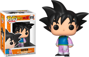 POP! Animation: Dragon Ball Z- Goten - Sheldonet Toy Store