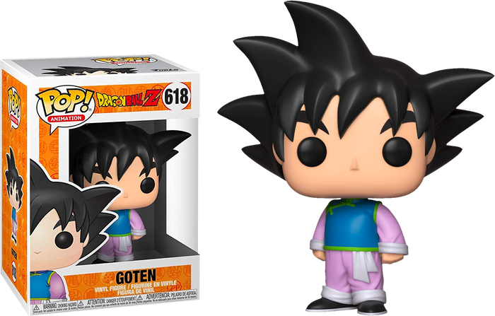 POP! Animation: Dragon Ball Z- Goten