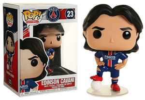 POP! EPL Football: Paris Saint-Germain - Edinson Cavan - Sheldonet Toy Store