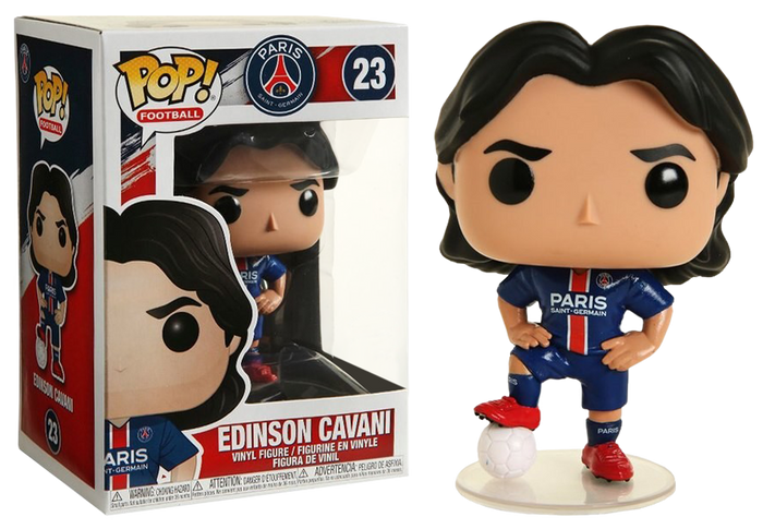POP! EPL Football: Paris Saint-Germain - Edinson Cavan