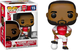 POP! EPL Football: Arsenal - Alexandre Lacazette - Sheldonet Toy Store