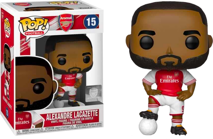 POP! EPL Football: Arsenal - Alexandre Lacazette