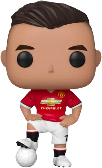 POP! EPL Football: Manchester United - Alexis Sanchez