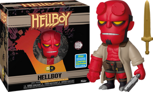 5-star: Hellboy - Hellboy [SDCC 2019 Summer Convention] - Sheldonet Toy Store