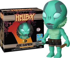 5-Star: Hellboy - Abe Sapien [SDCC 2019 Summer Convention] - Sheldonet Toy Store