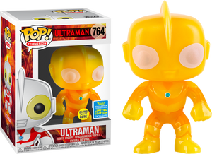 POP! TV: Ultraman (Glow in The Dark) [SDCC 2019 Summer Convention] - Sheldonet Toy Store