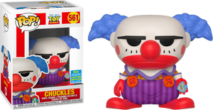 POP! Disney: Toy Story - Chuckles [SDCC 2019 Summer Convention] - Sheldonet Toy Store