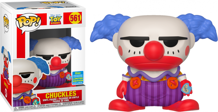 POP! Disney: Toy Story - Chuckles [SDCC 2019 Summer Convention]