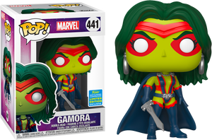 Pop! Marvel: Guardians of the Galaxy - Classic Gamora [SDCC 2019 Summer Convention] - Sheldonet Toy Store