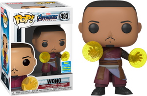 POP! Marvel: Avengers: Endgame - Wong [SDCC 2019 Summer Convention] - Sheldonet Toy Store