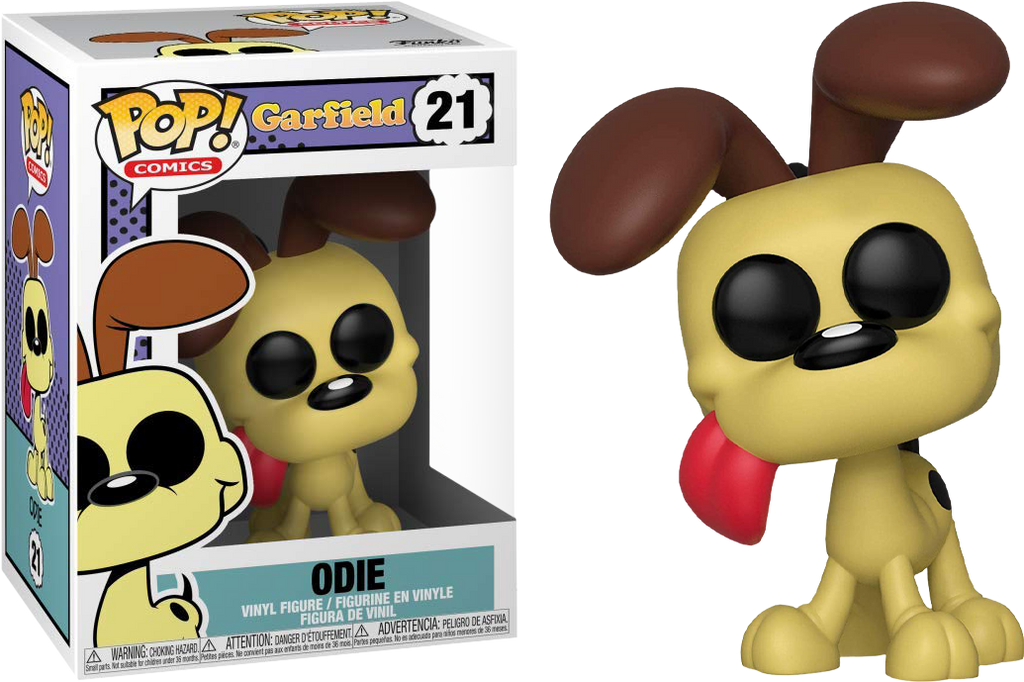 Pop! Comics: Garfield - Odie - Sheldonet Toy Store