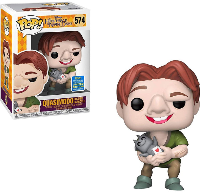 POP! Disney: Hunchback of Notre Dame - Quasimodo [SDCC 2019 Summer Convention]