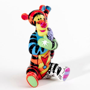 Enesco : Disney by Britto - Mini Tigger - Sheldonet Toy Store