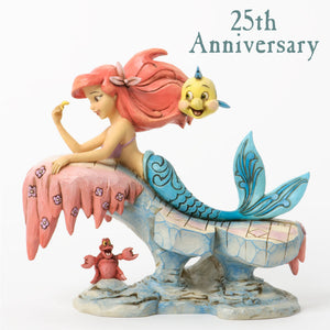 Enesco : Disney Traditions - Dreaming Under The Sea - Sheldonet Toy Store