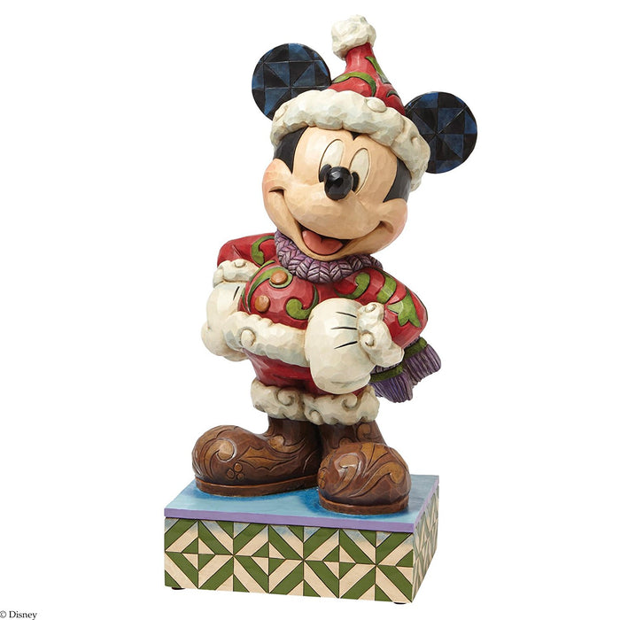 Enesco : Disney Traditions - Mickey Big Fig