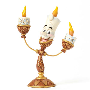 Enesco : Disney Traditions - Ooh La La, Lumiere - Sheldonet Toy Store