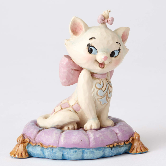 Enesco : Disney Traditions - Mini Marie On A Pillow