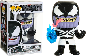 Pop! Marvel - Marvel Venom - Venomized Thanos - Sheldonet Toy Store