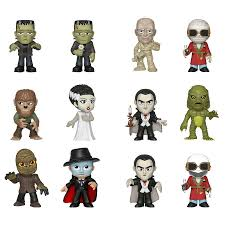 Mystery Minis : Universal Monsters - Sheldonet Toy Store
