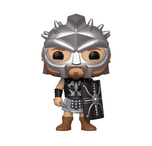 Pop! Movies: Gladiator - Maximus with Helmet (Exclusive) - Sheldonet Toy Store