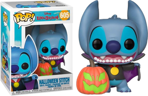 POP! Disney : Lilo & Stitch - Halloween Stitch (Exclusive) - Sheldonet Toy Store