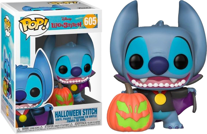 POP! Disney : Lilo & Stitch - Halloween Stitch (Exclusive)