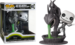POP! Disney : Movie Moments - Nightmare Before Christmas - Jack Skellington in Fountain (Exclusive) - Sheldonet Toy Store