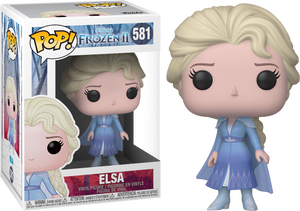 Pop! Disney: Frozen 2 - Elsa - Sheldonet Toy Store