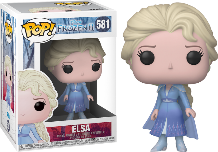Pop! Disney: Frozen 2 - Elsa