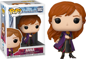 Pop! Disney: Frozen 2 - Anna - Sheldonet Toy Store