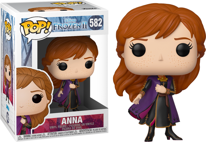 Pop! Disney: Frozen 2 - Anna