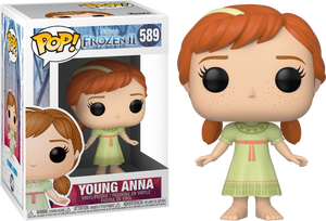 Pop! Disney: Frozen 2 -Young Anna - Sheldonet Toy Store
