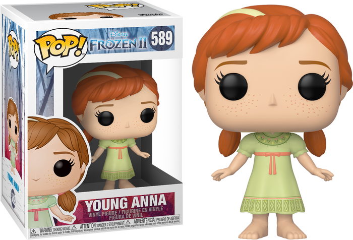 Pop! Disney: Frozen 2 -Young Anna