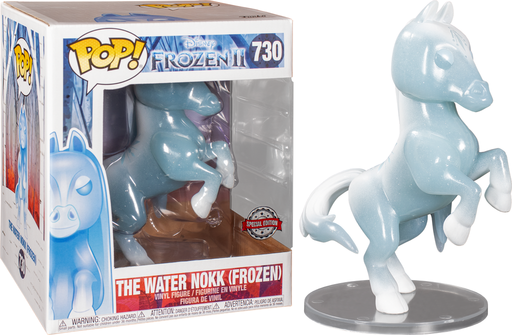 "Pop! Disney: Frozen 2 - Water Nokk 6"" Inch [Exclusive] - Sheldonet Toy Store"