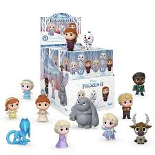 Mystery Minis - Frozen 2 12 pieces - Sheldonet Toy Store