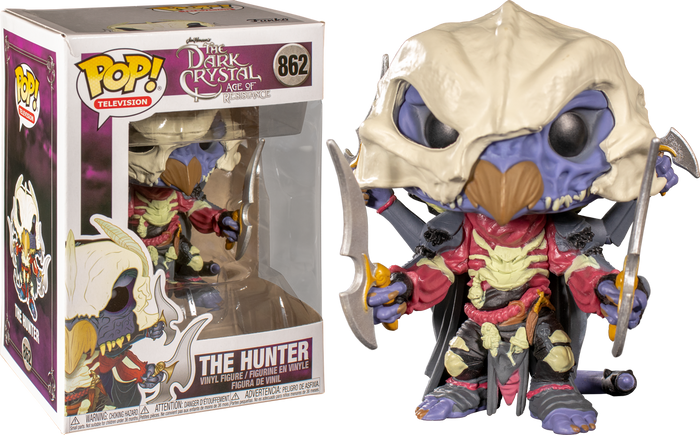 Pop! TV: The Dark Crystal: Age of Resistance - The Hunter